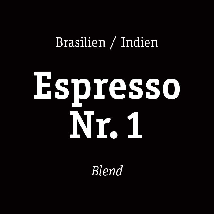 Espresso Online Shop