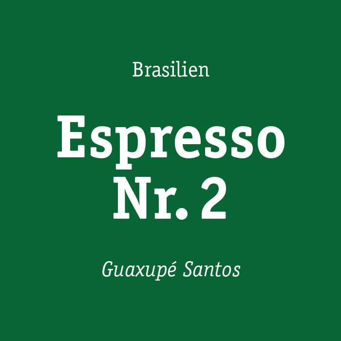Espresso Nr. 2
