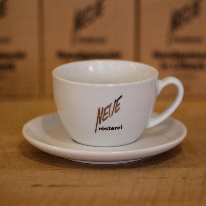 Cappuccino Tasse Neue Rösterei Lübeck