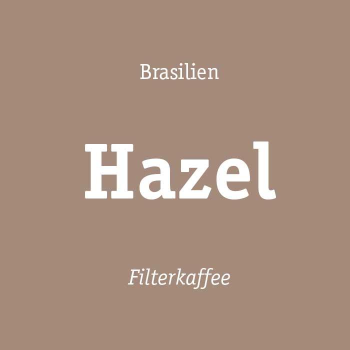kaffee online kaufen neue r sterei online shop hazel arabica aus brasilien. Black Bedroom Furniture Sets. Home Design Ideas
